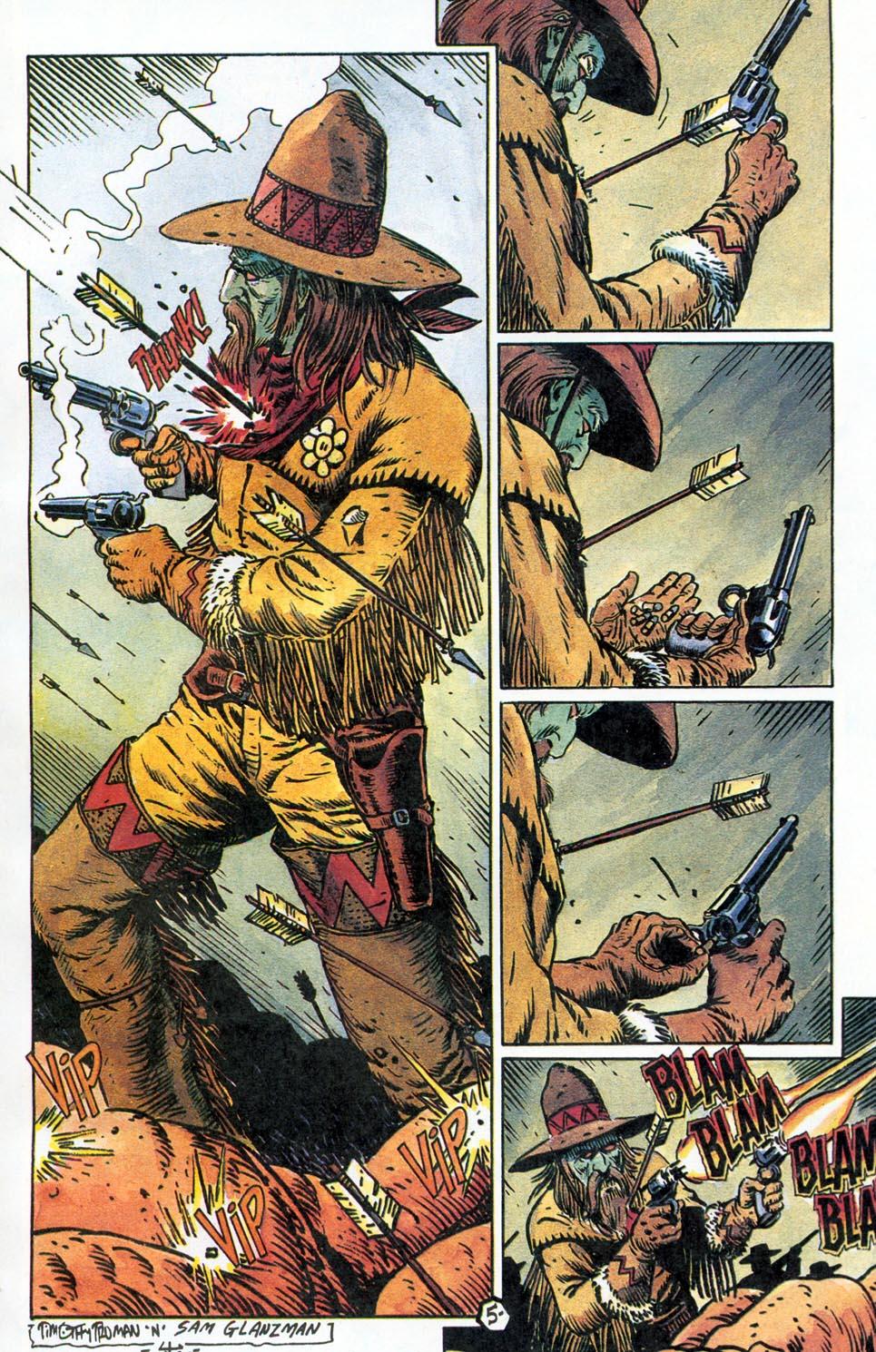Jonah Hex: Two-Gun Mojo Issue #5 #5 - English 7