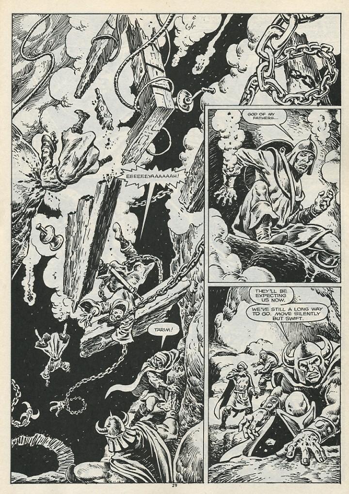 vage Sword #58 - English 31