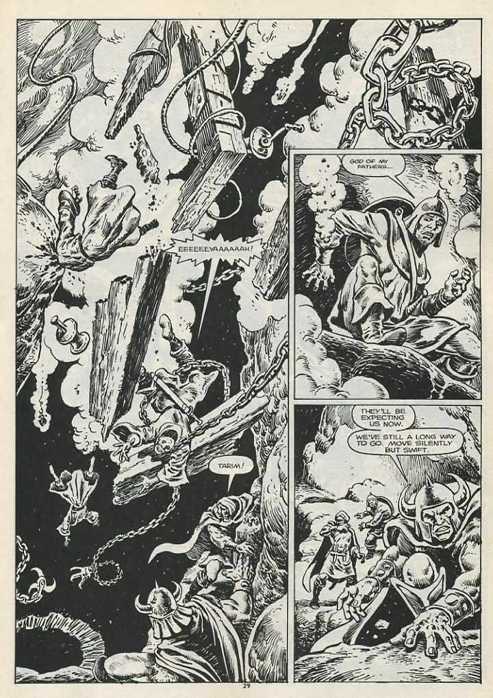 The Savage Sword Of Conan Issue #178 #179 - English 31