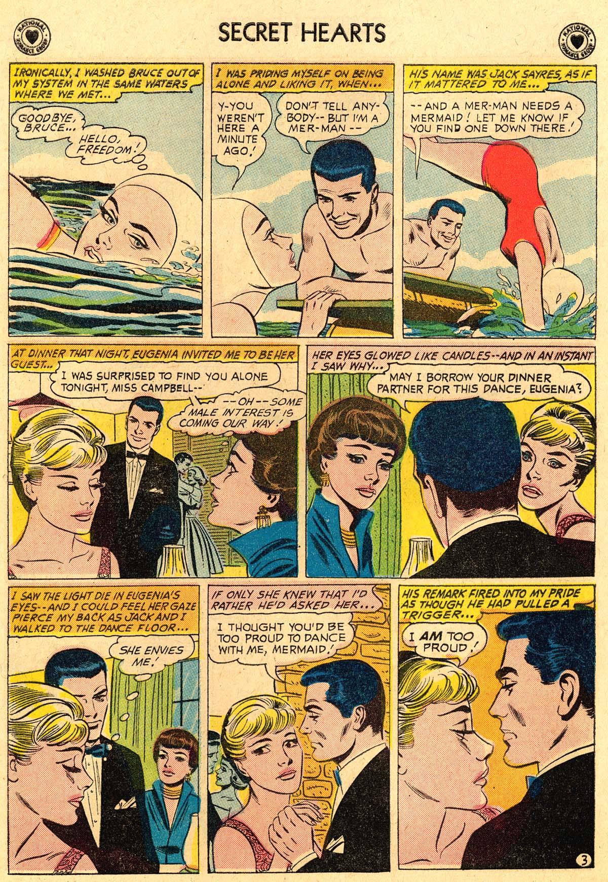 Read online Secret Hearts comic -  Issue #69 - 22