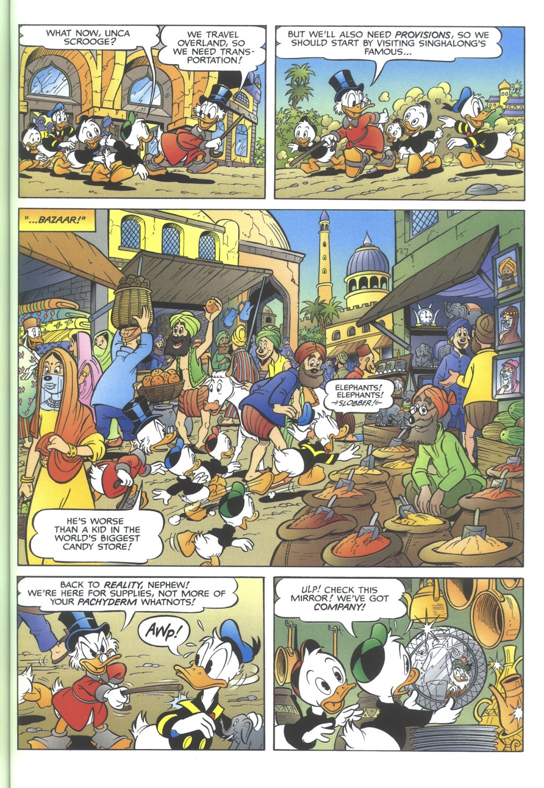 Uncle Scrooge (1953) Issue #356 #356 - English 55