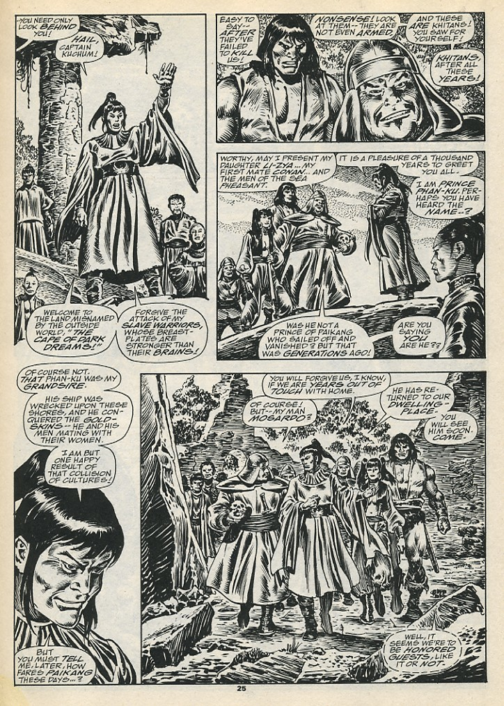 The Savage Sword Of Conan Issue #192 #193 - English 27