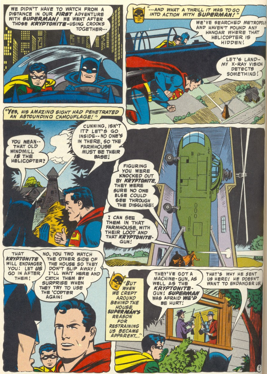 Read online Secret Origins (1961) comic -  Issue # Full - 10