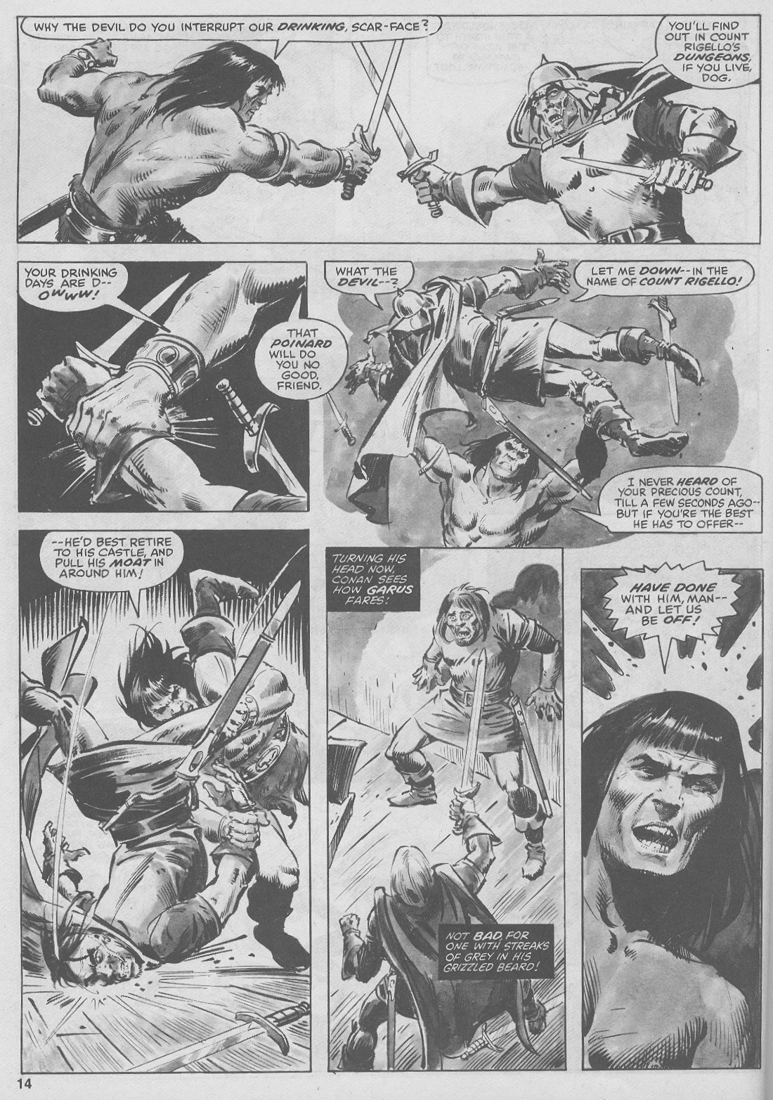 The Savage Sword Of Conan Issue #44 #45 - English 14