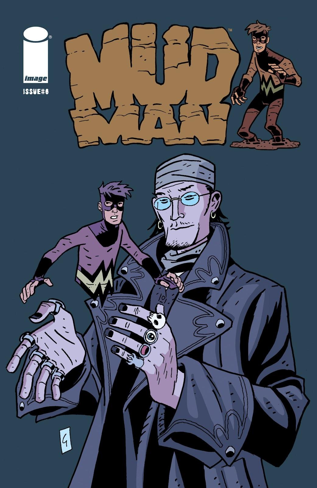Mudman Issue #6 #6 - English 1