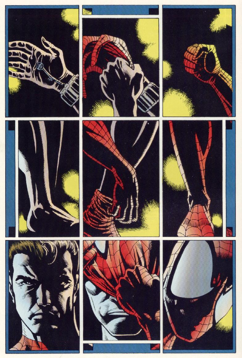 Read online Spider-Man: The Lost Years comic -  Issue #0 - 22