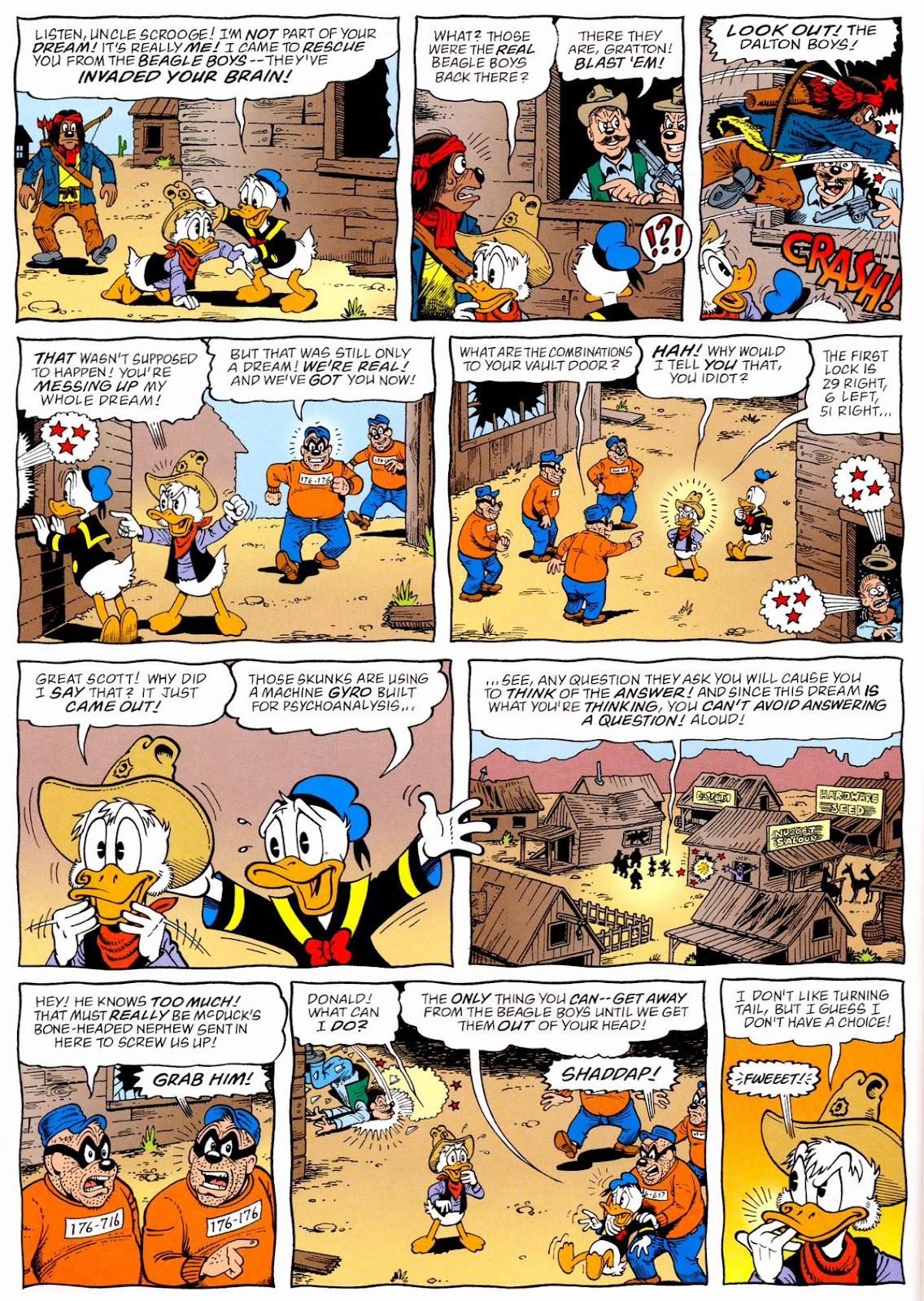 Uncle Scrooge (1953) Issue #329 #329 - English 8