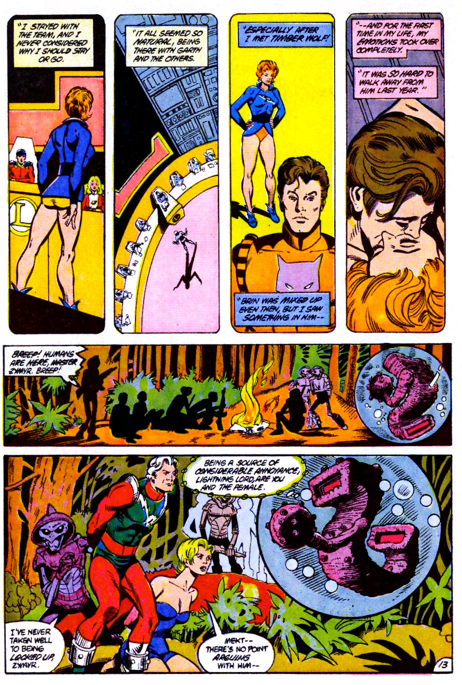 Tales of the Legion Issue #331 #18 - English 14