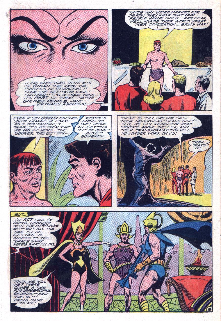 Read online Sea Devils comic -  Issue #29 - 27