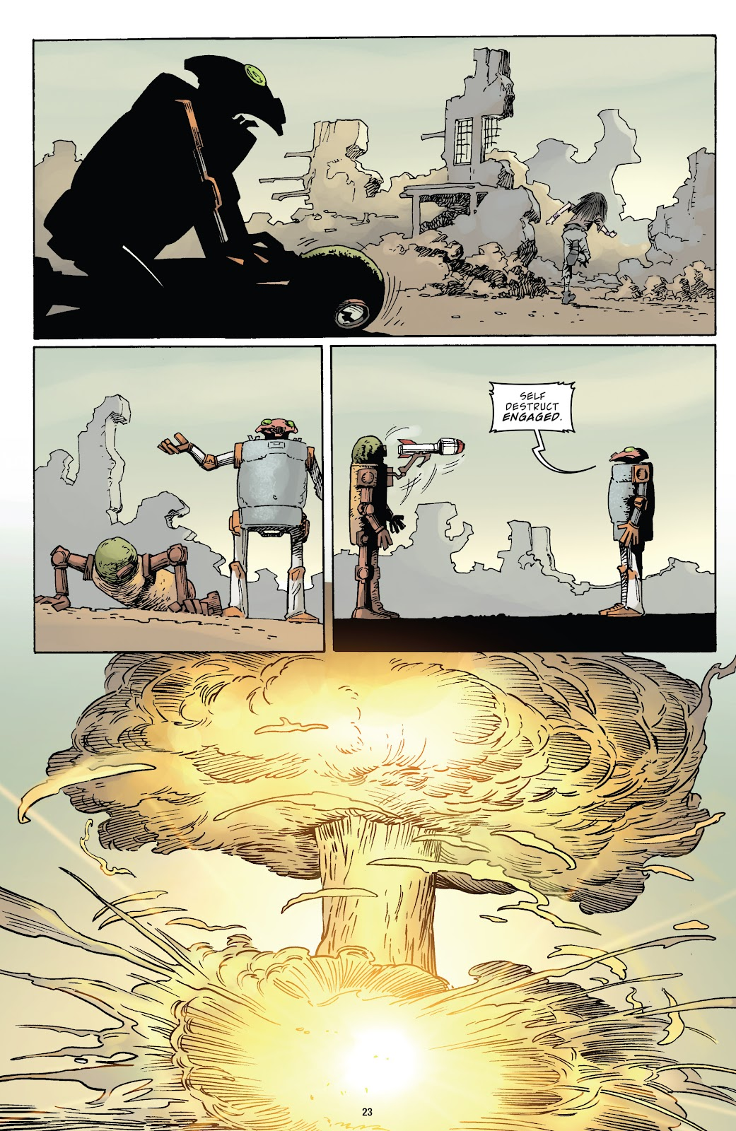 Zombies vs Robots (2015) Issue #6 Page 24
