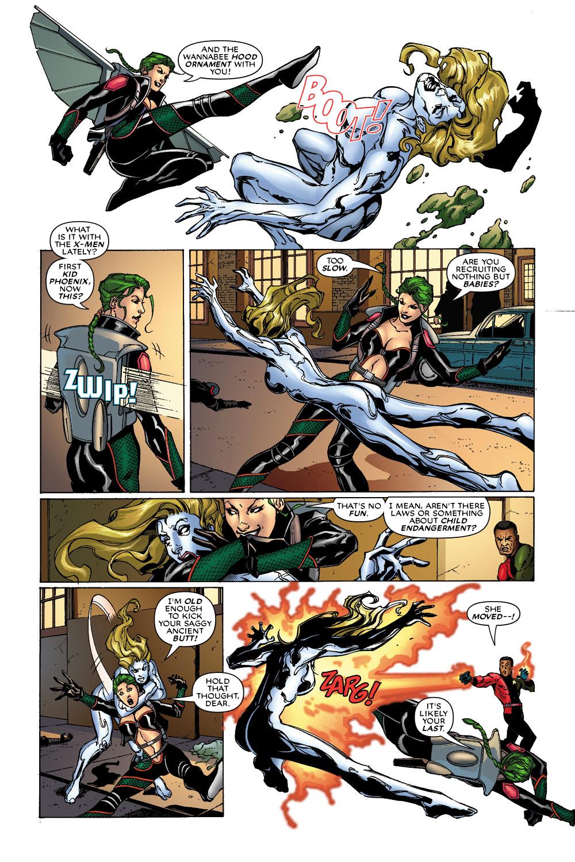 Excalibur (2004) Issue #11 #11 - English 22