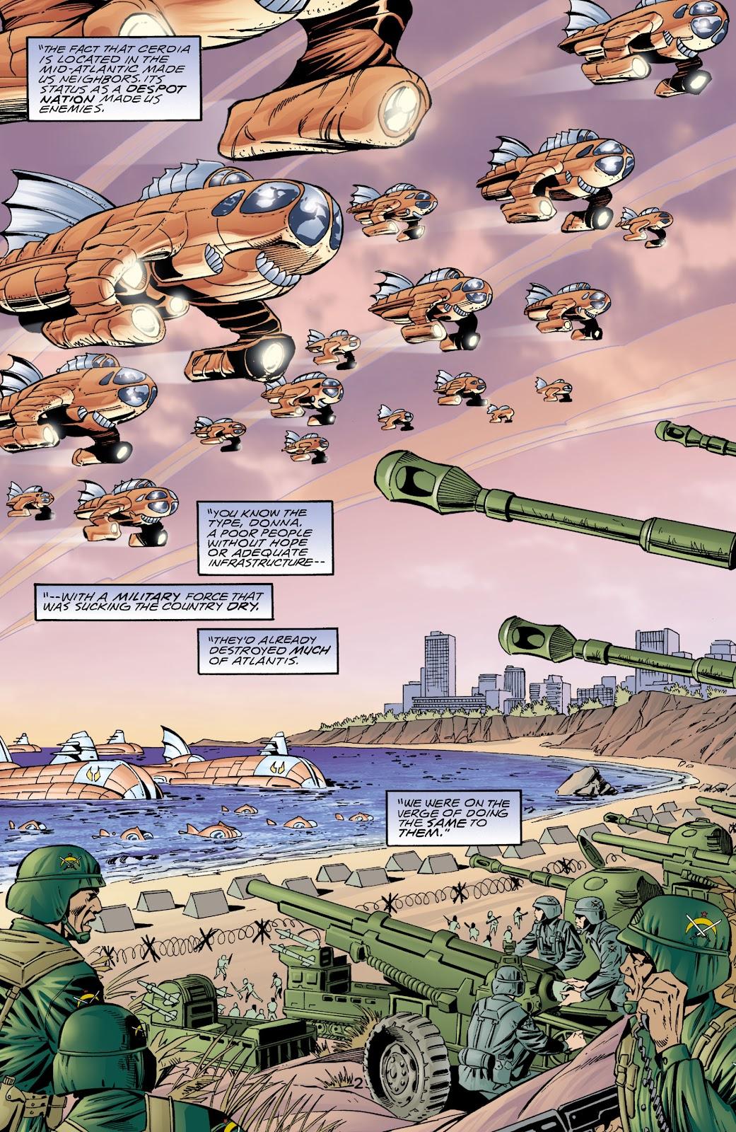 Aquaman (1994) Issue #66 #72 - English 3
