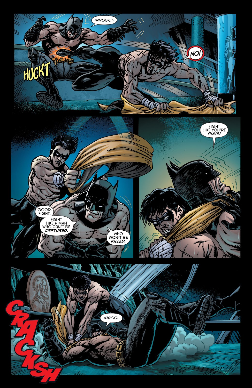 Nightwing (2011) Issue #30 #32 - English 15