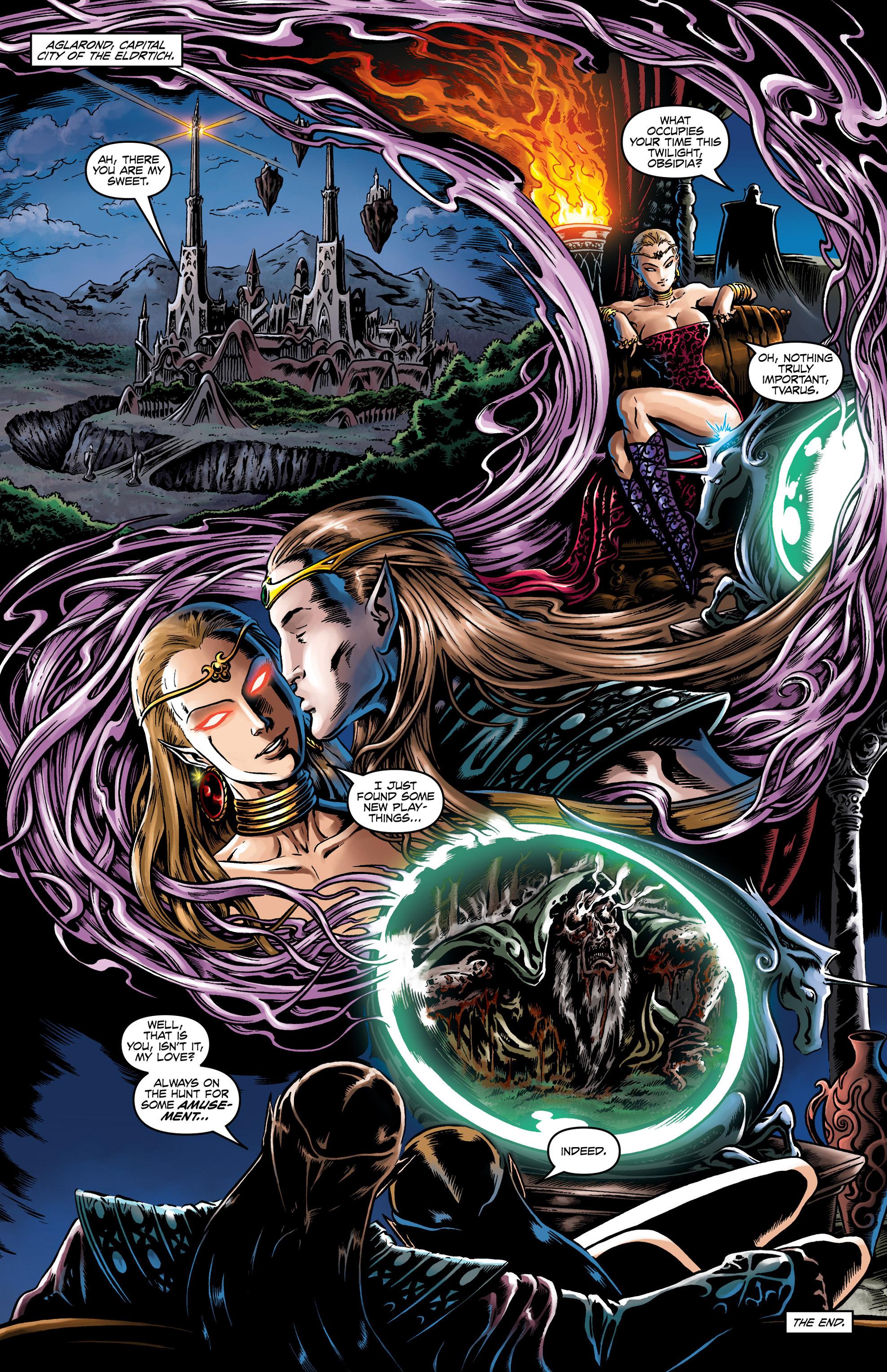 Read online Belladonna comic -  Issue #0 - 36