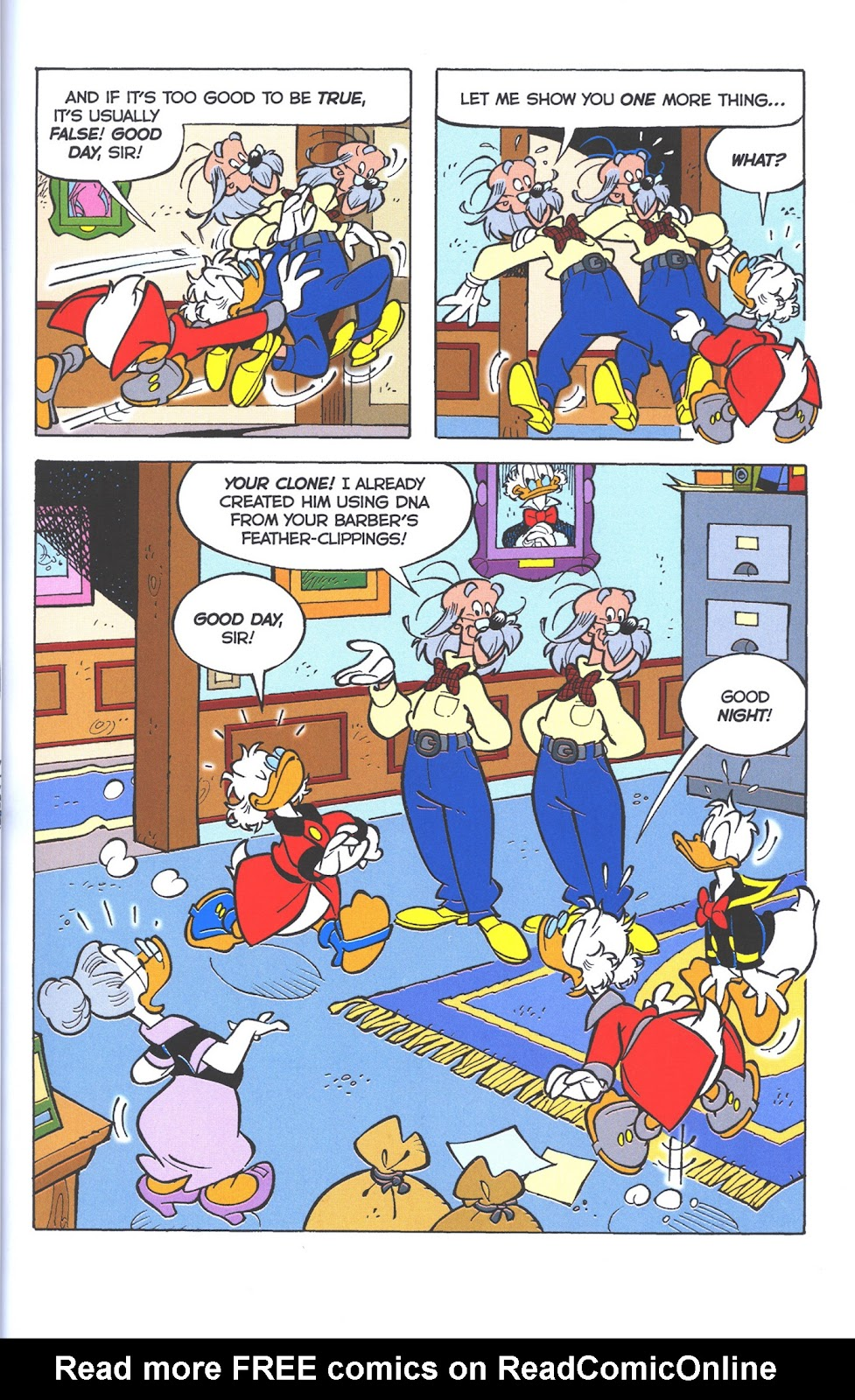 Uncle Scrooge (1953) Issue #368 #368 - English 7