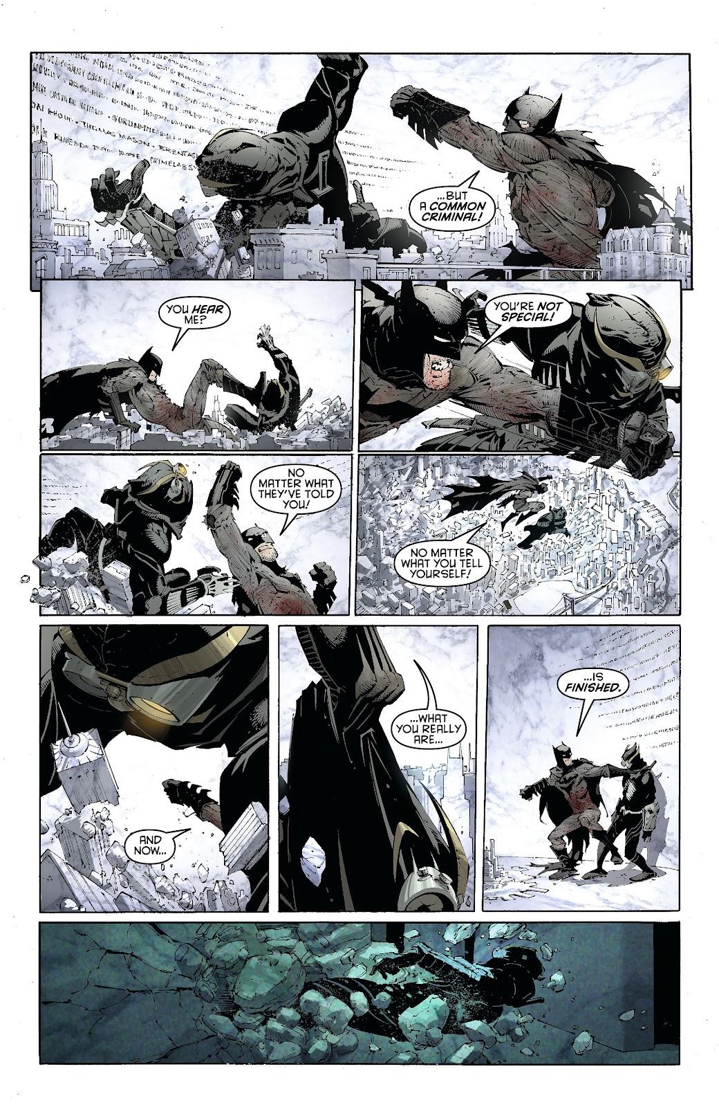 Batman (2011) Issue #6 #21 - English 19