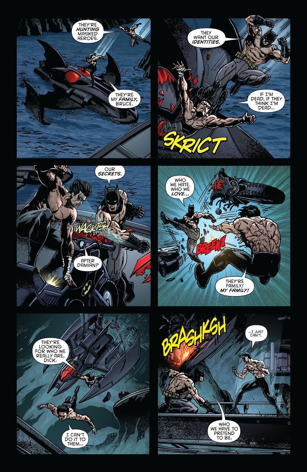 Nightwing (2011) Issue #30 #32 - English 17