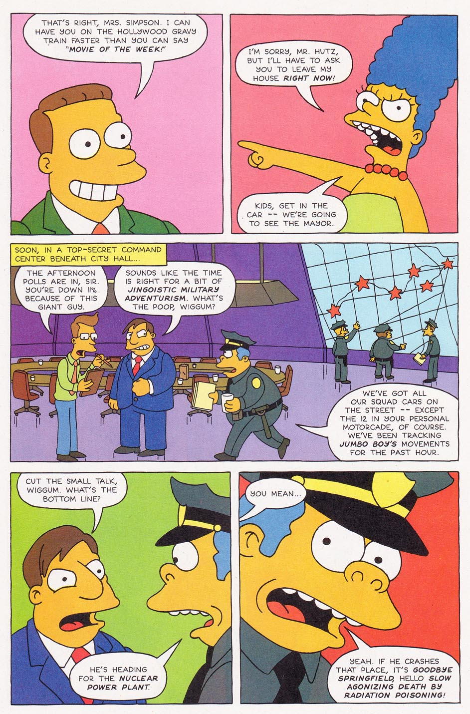 Read online Simpsons Comics comic -  Issue #1 - 18