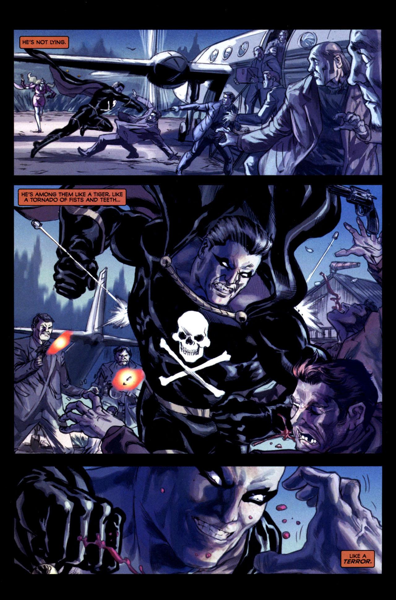 Read online Masquerade comic -  Issue #2 - 23