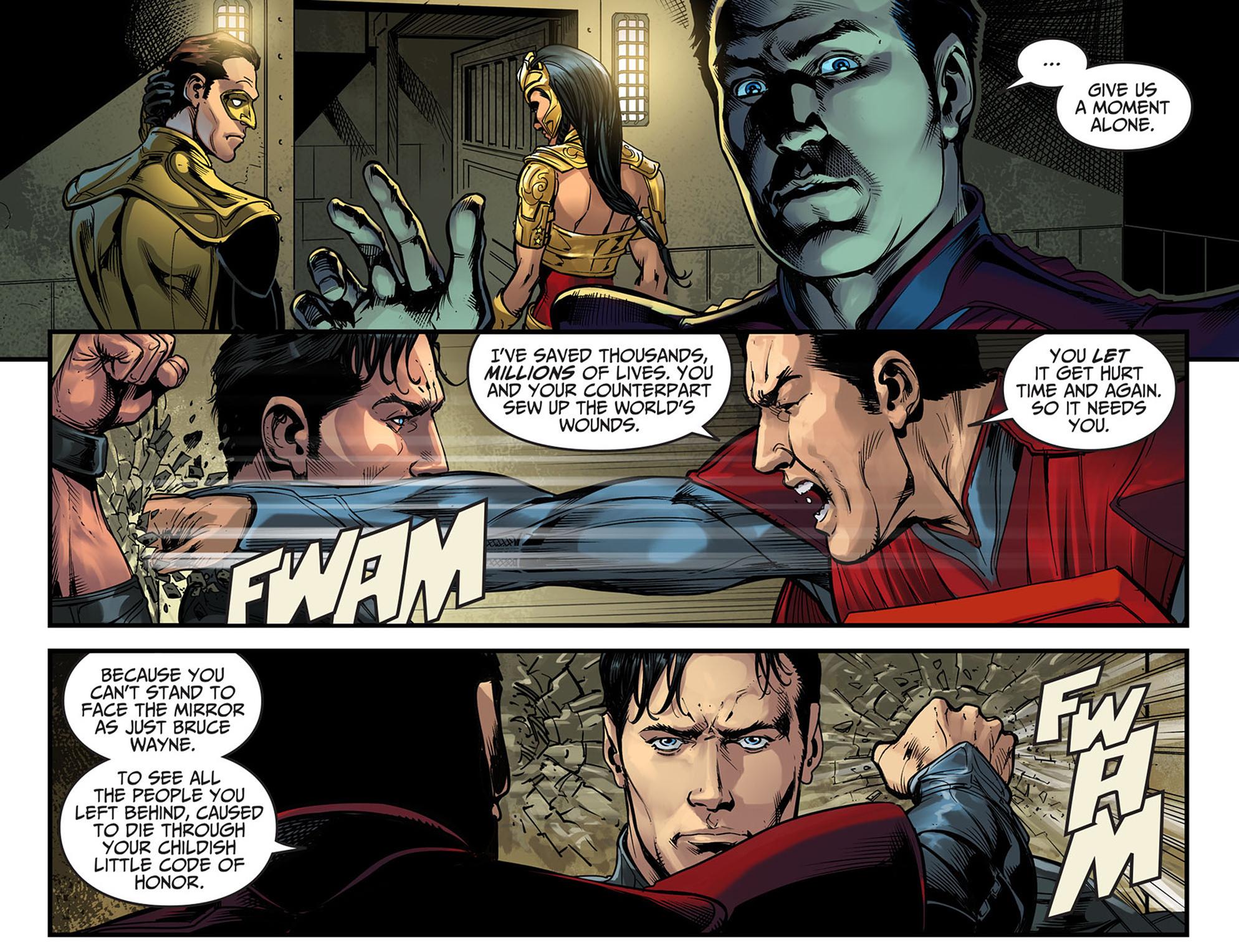 Read online Injustice: Ground Zero comic -  Issue #6 - 22