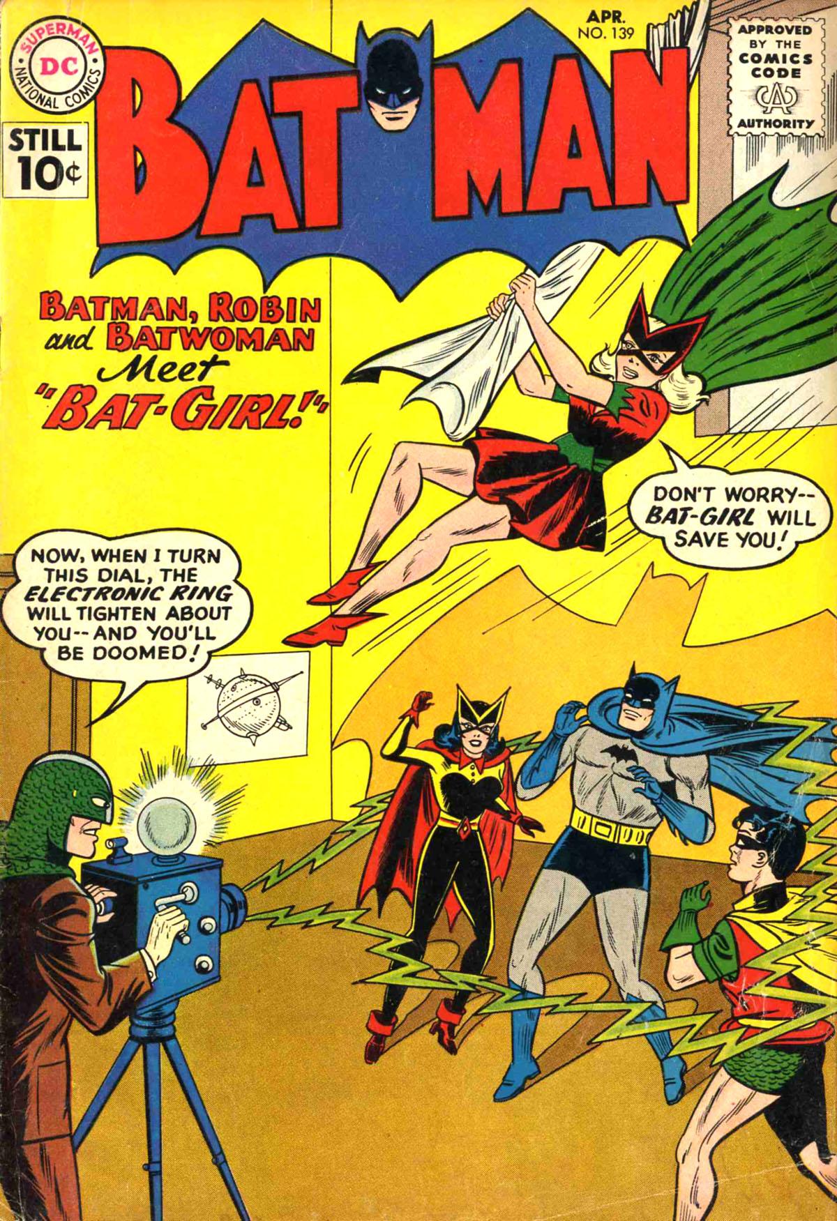 Batman (1940) 139 Page 1