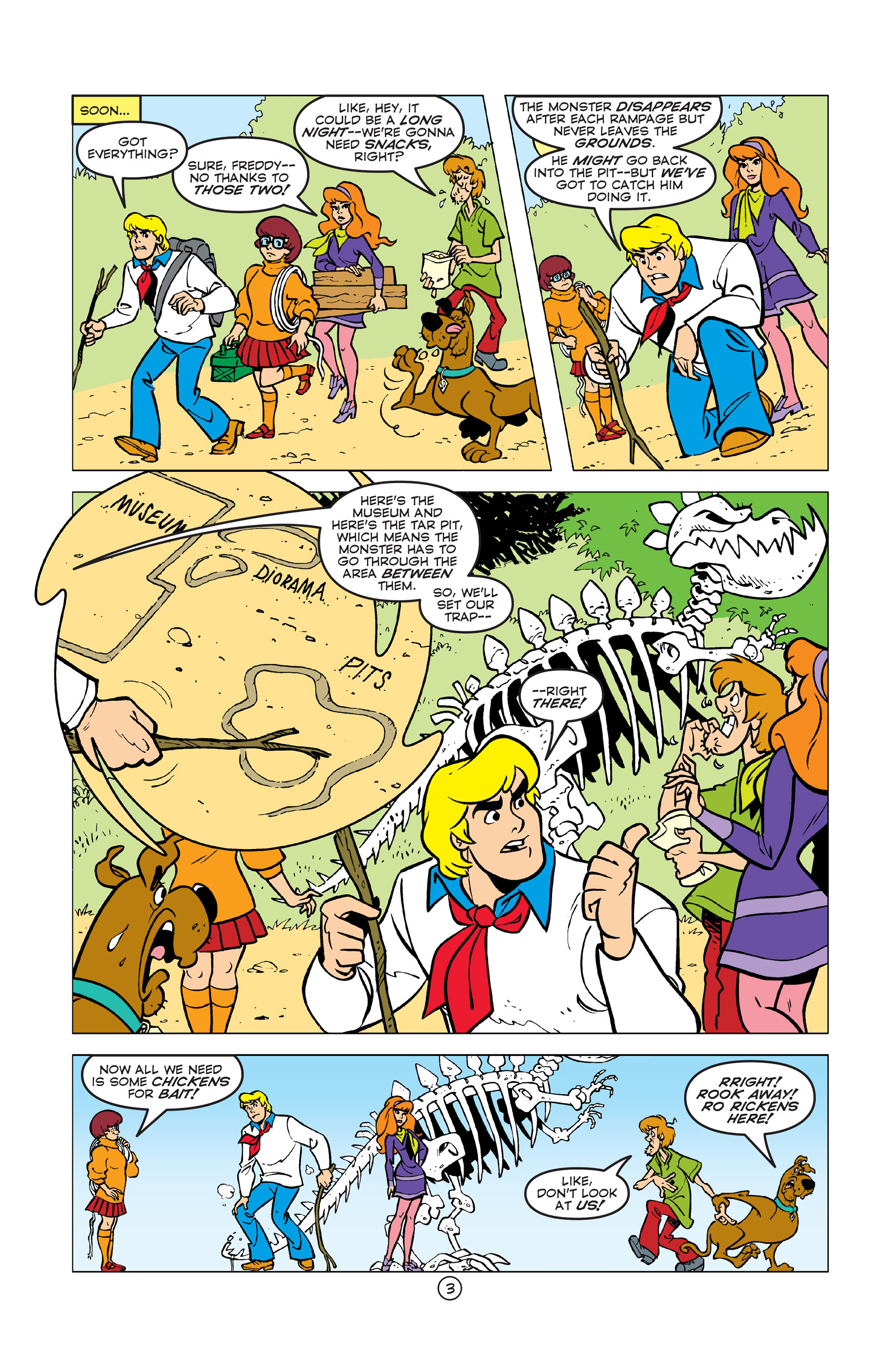Read online Scooby-Doo (1997) comic -  Issue #49 - 4
