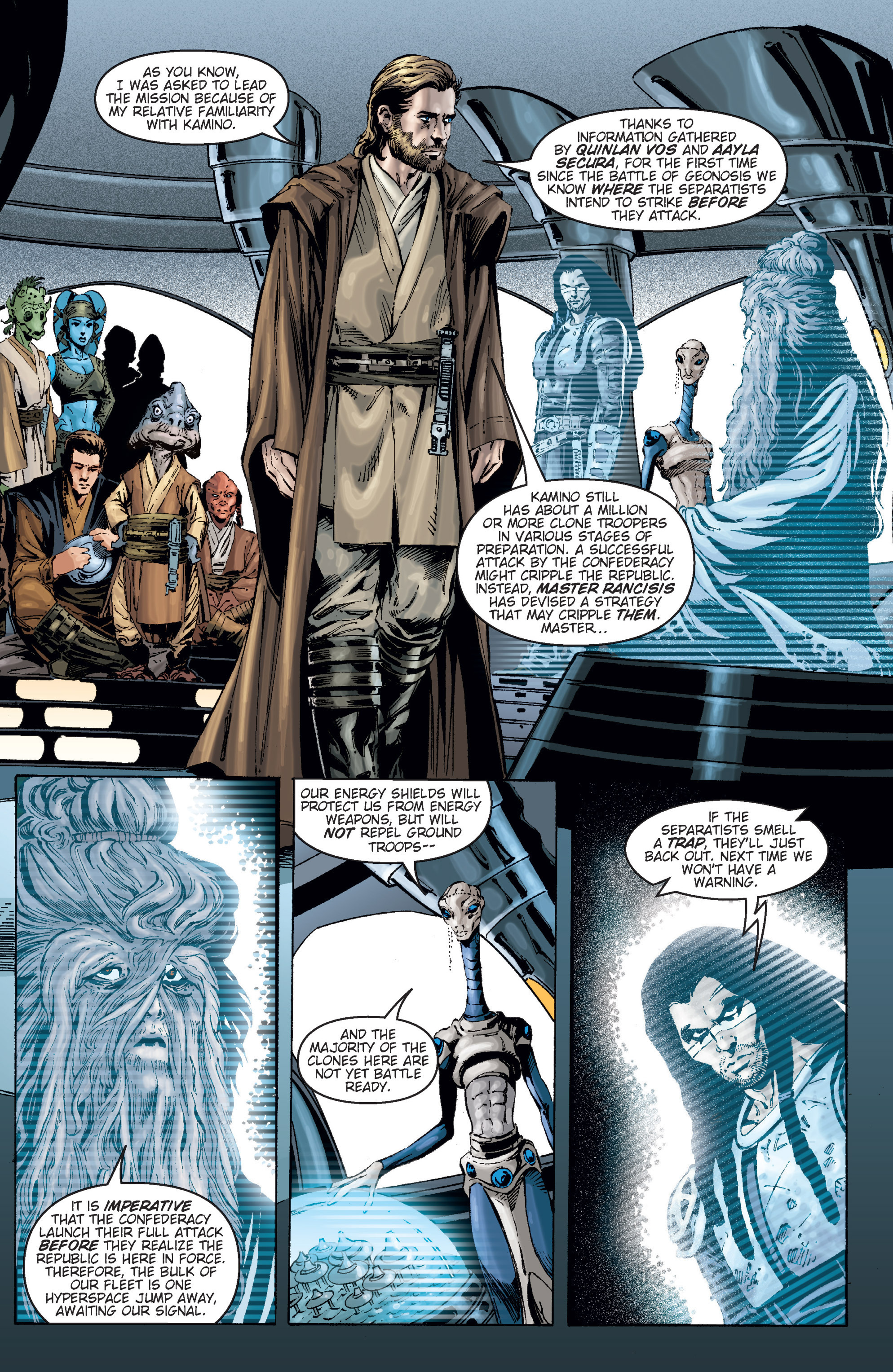Star Wars Legends Epic Collection: The Clone Wars chap 1 pic 45