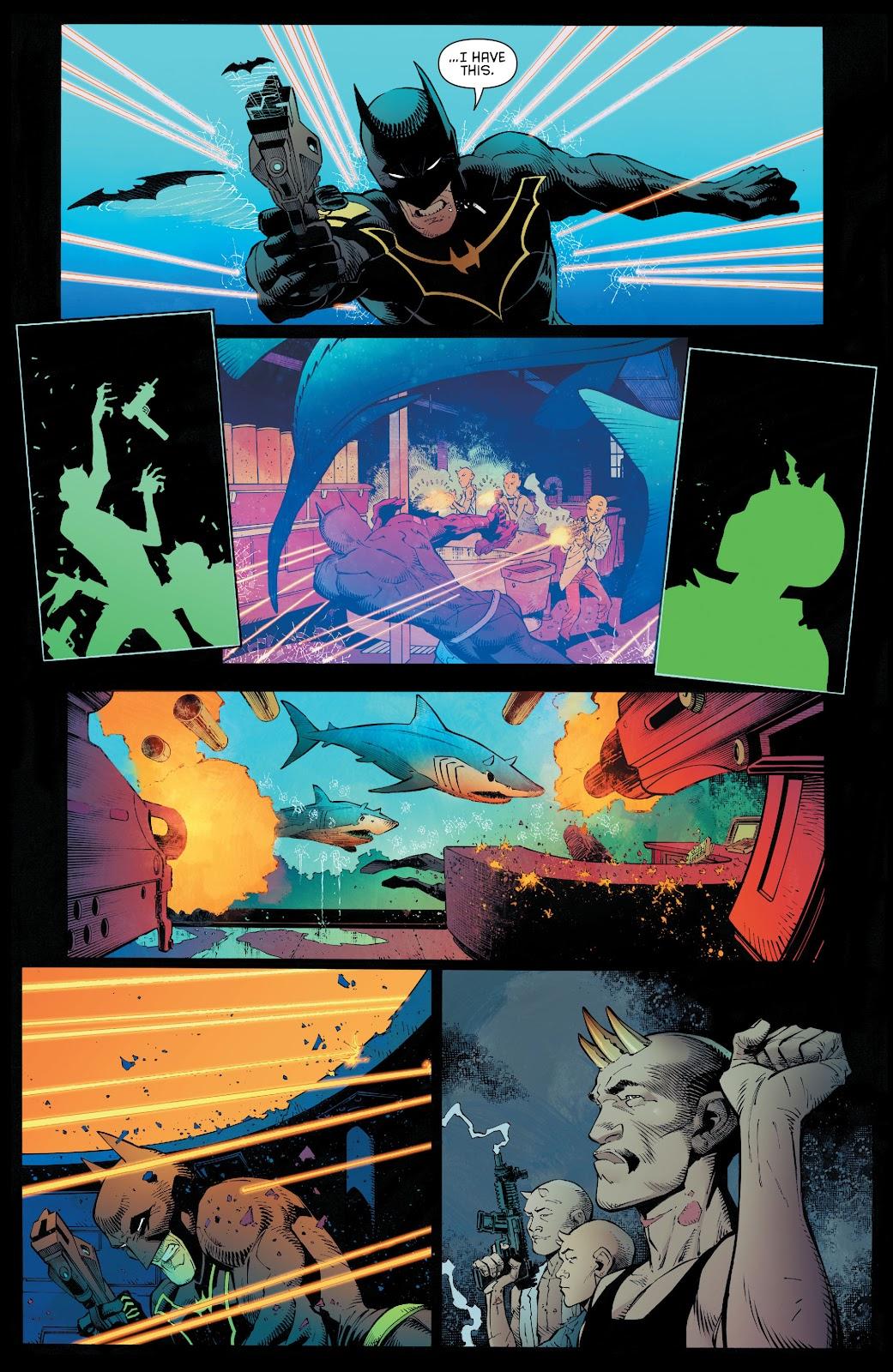 Batman (2011) Issue #43 #62 - English 17