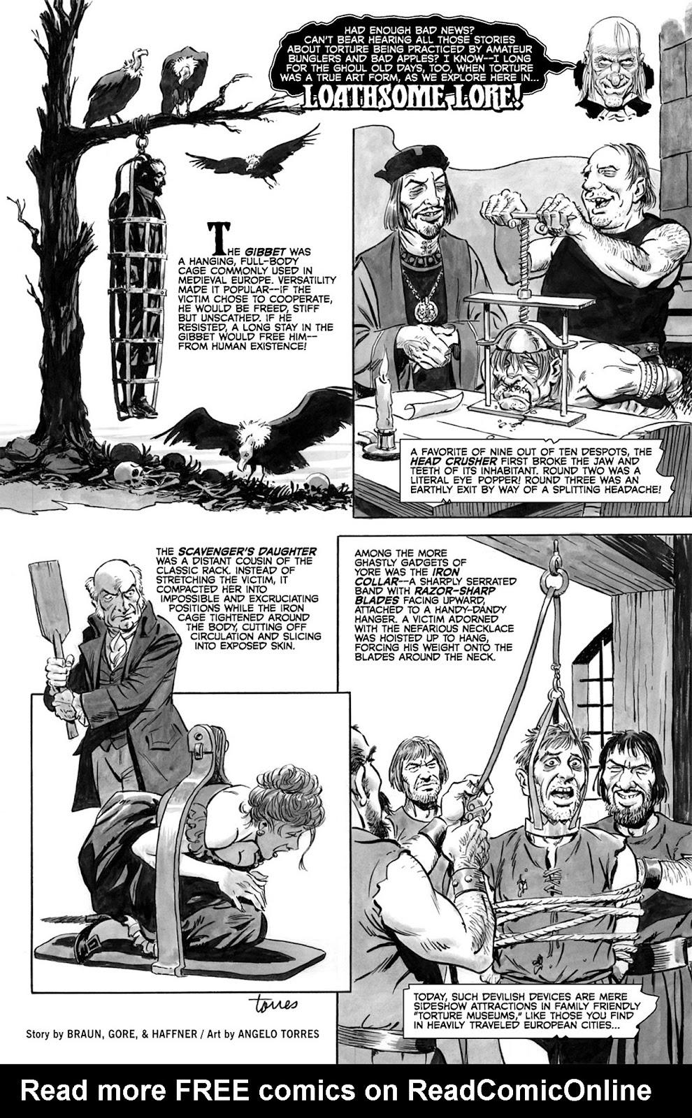 Creepy (2009) Issue #2 #2 - English 41