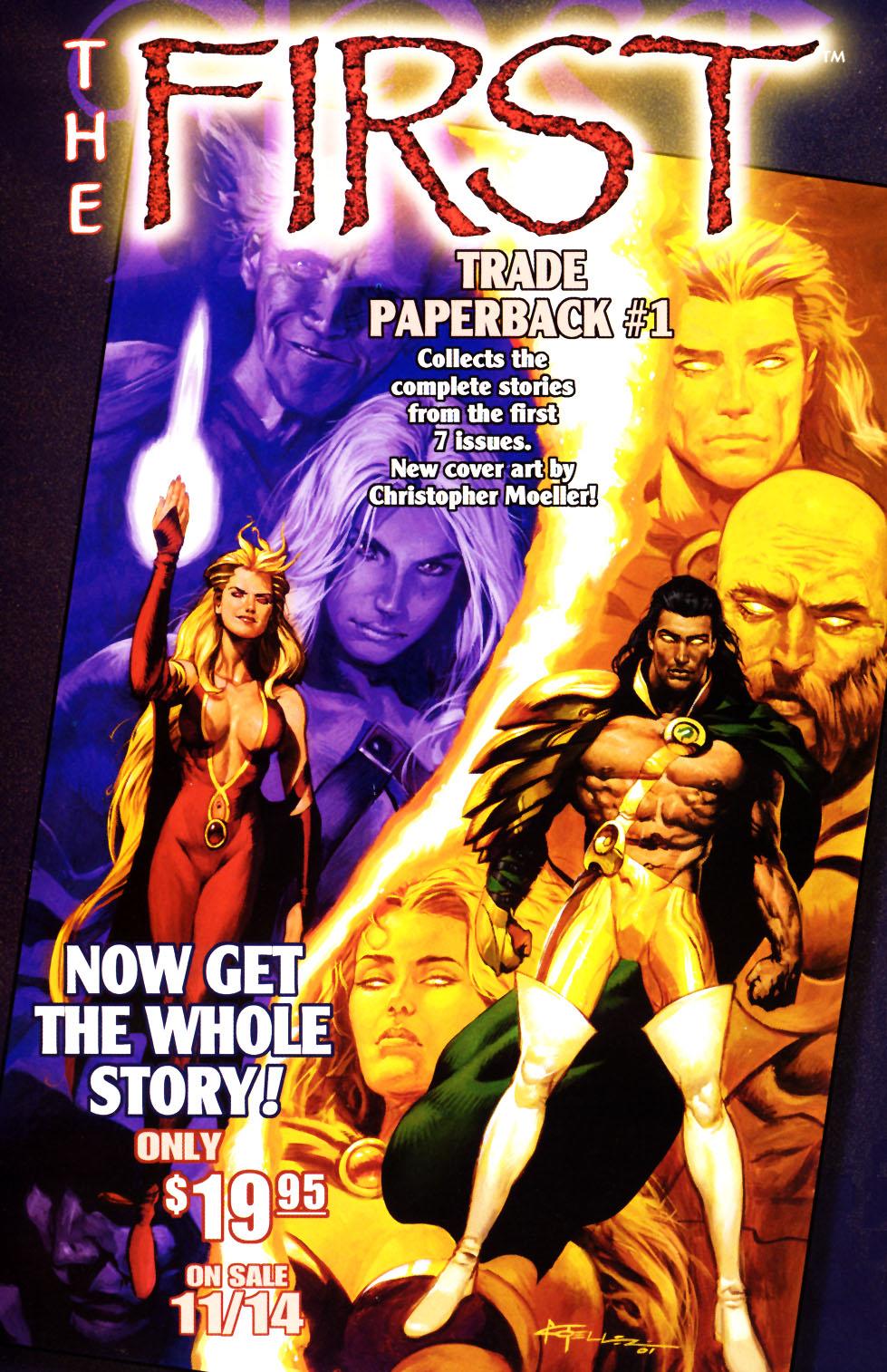 Read online Scion comic -  Issue #15 - 32