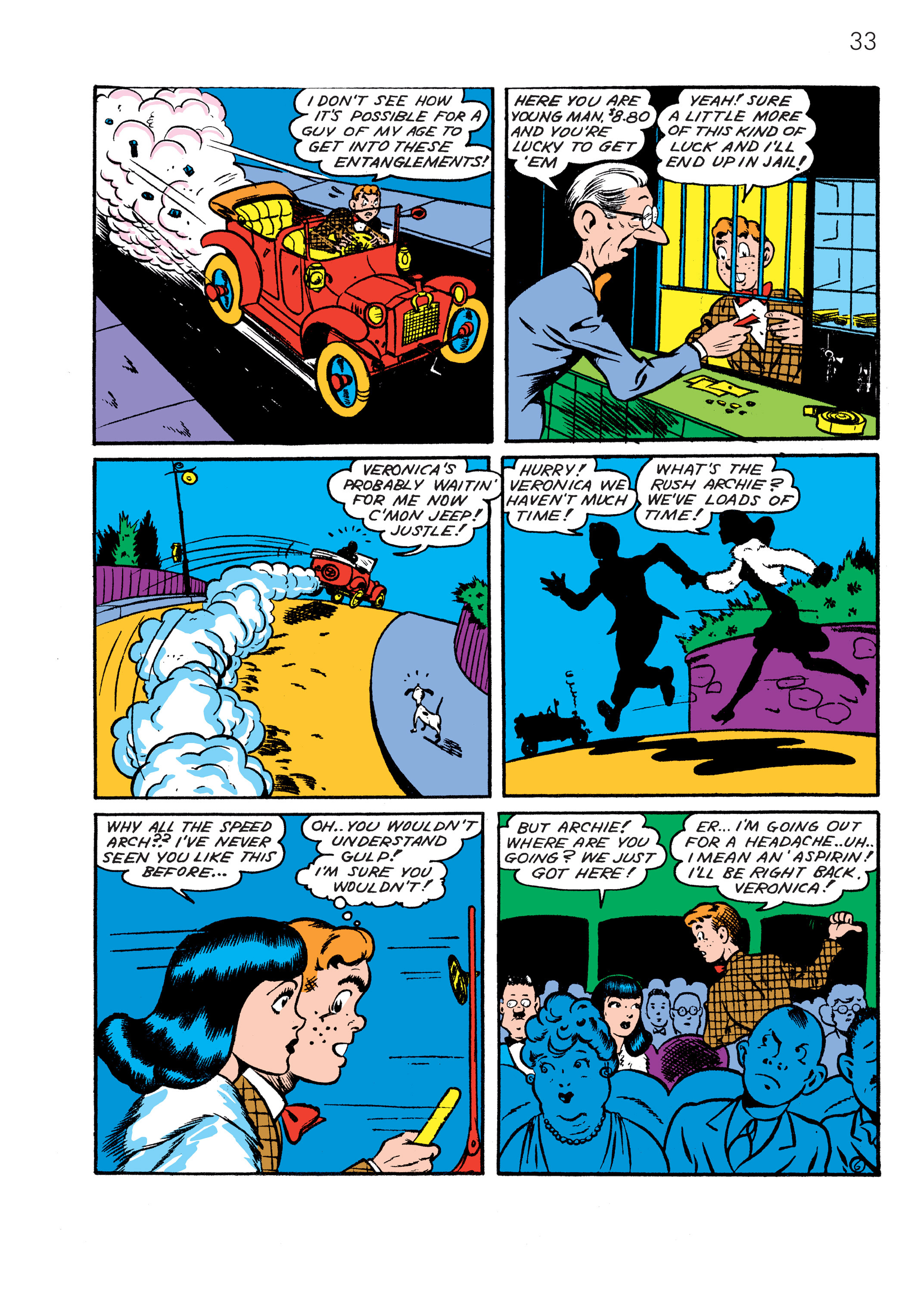 Read online The Best of Archie Comics comic -  Issue # TPB 4 (Part 1) - 34