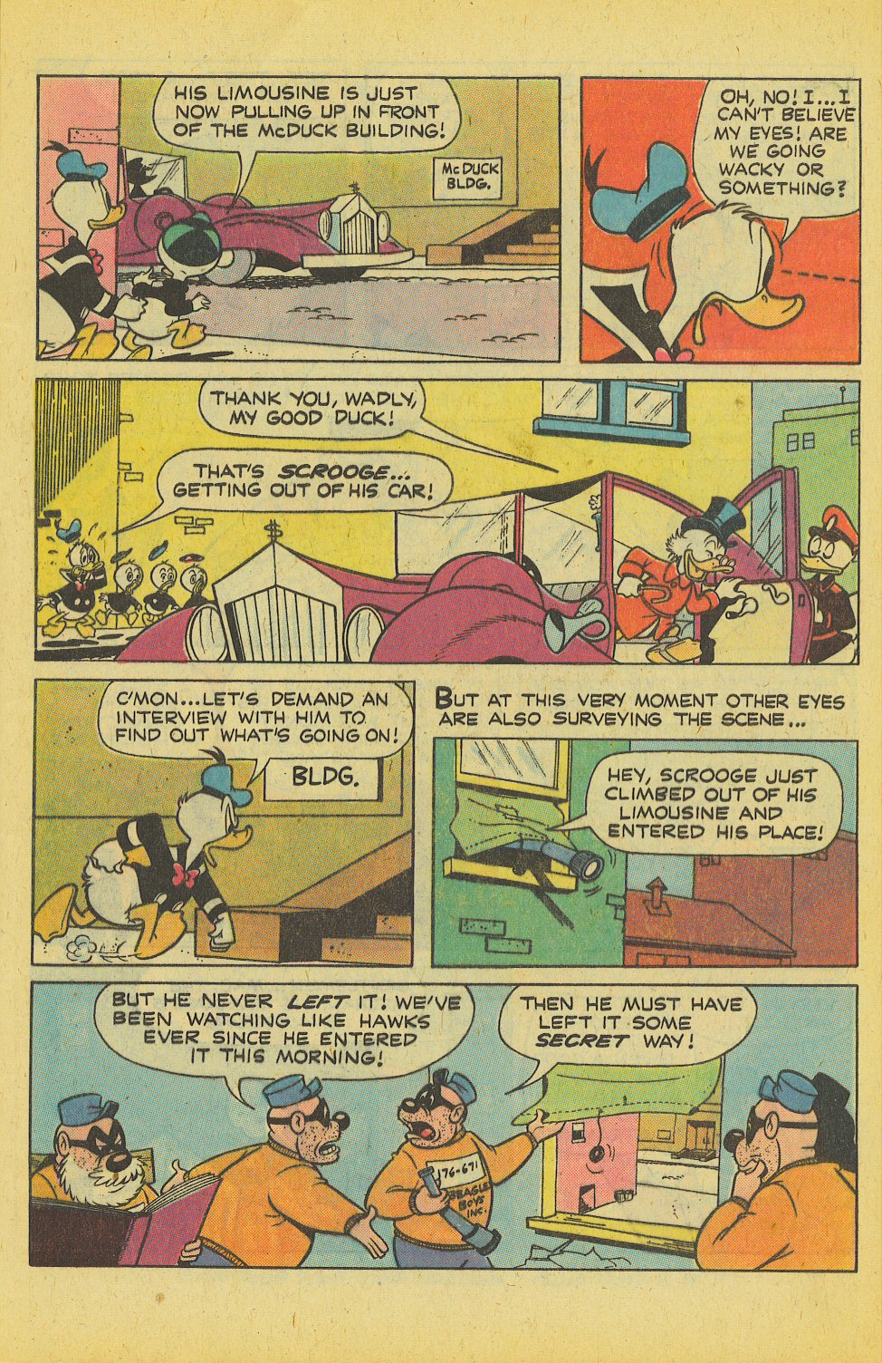 Uncle Scrooge (1953) Issue #158 #158 - English 5