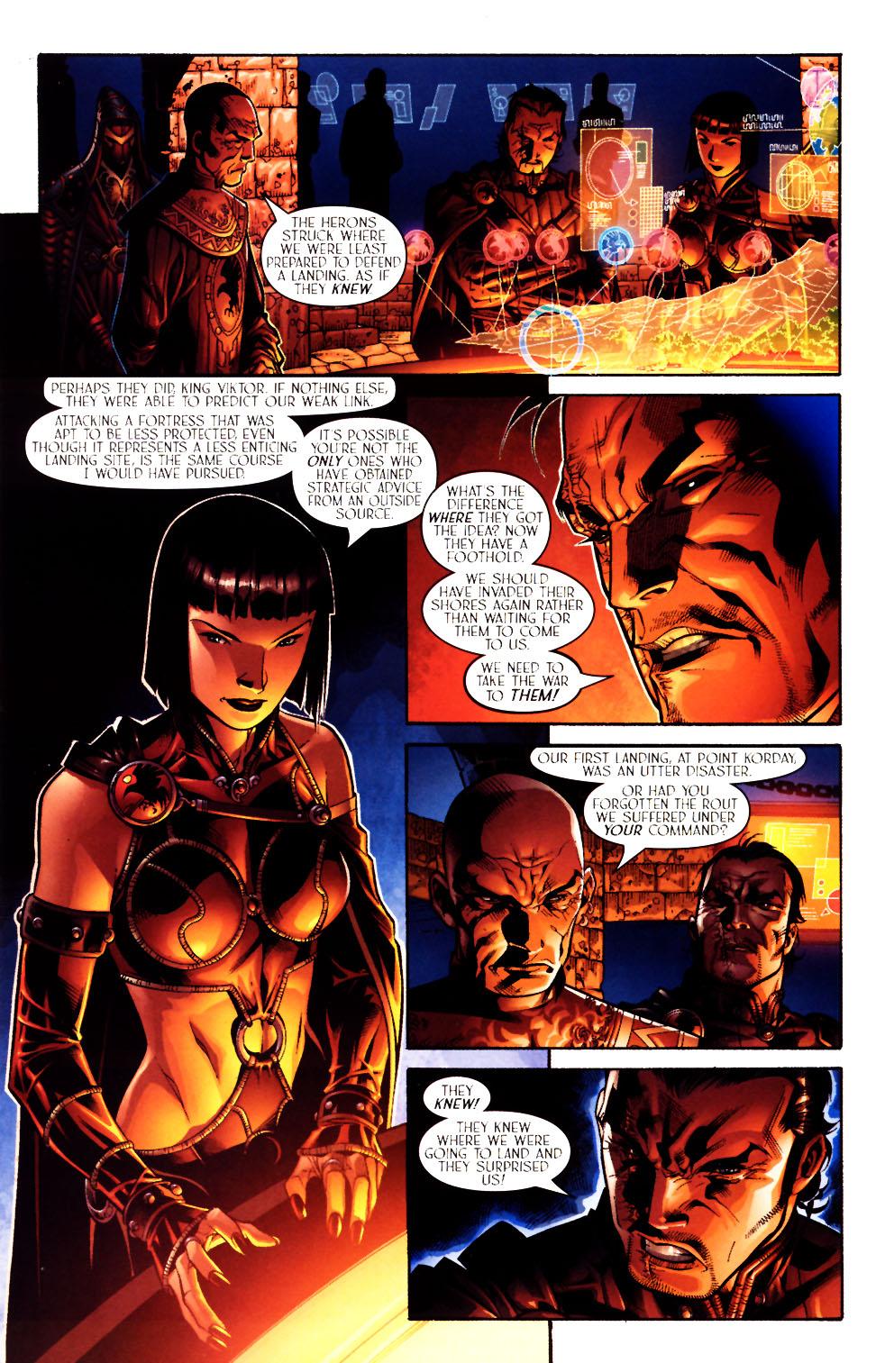 Read online Scion comic -  Issue #11 - 9