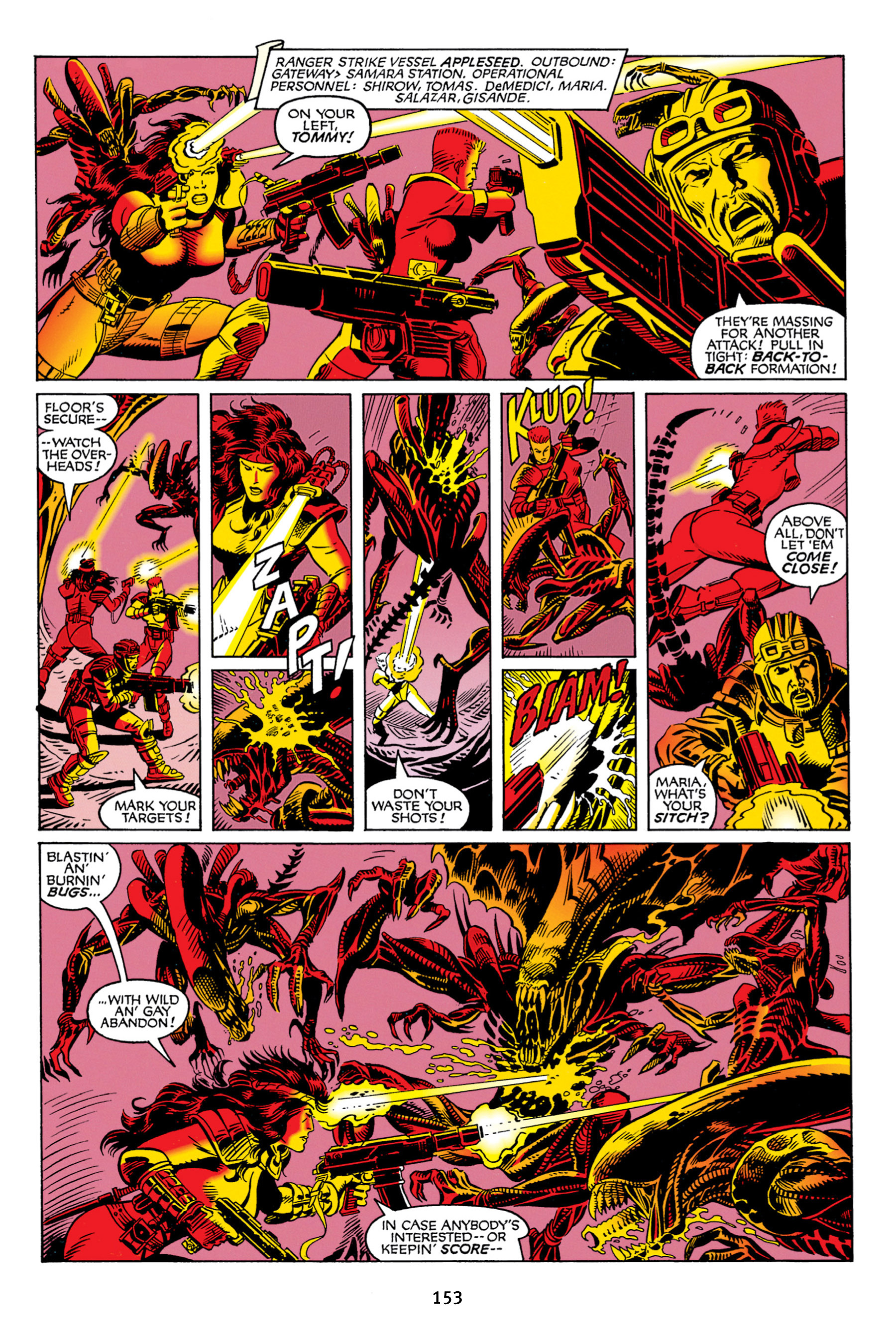Aliens vs. Predator Omnibus _TPB_2_Part_2 Page 40
