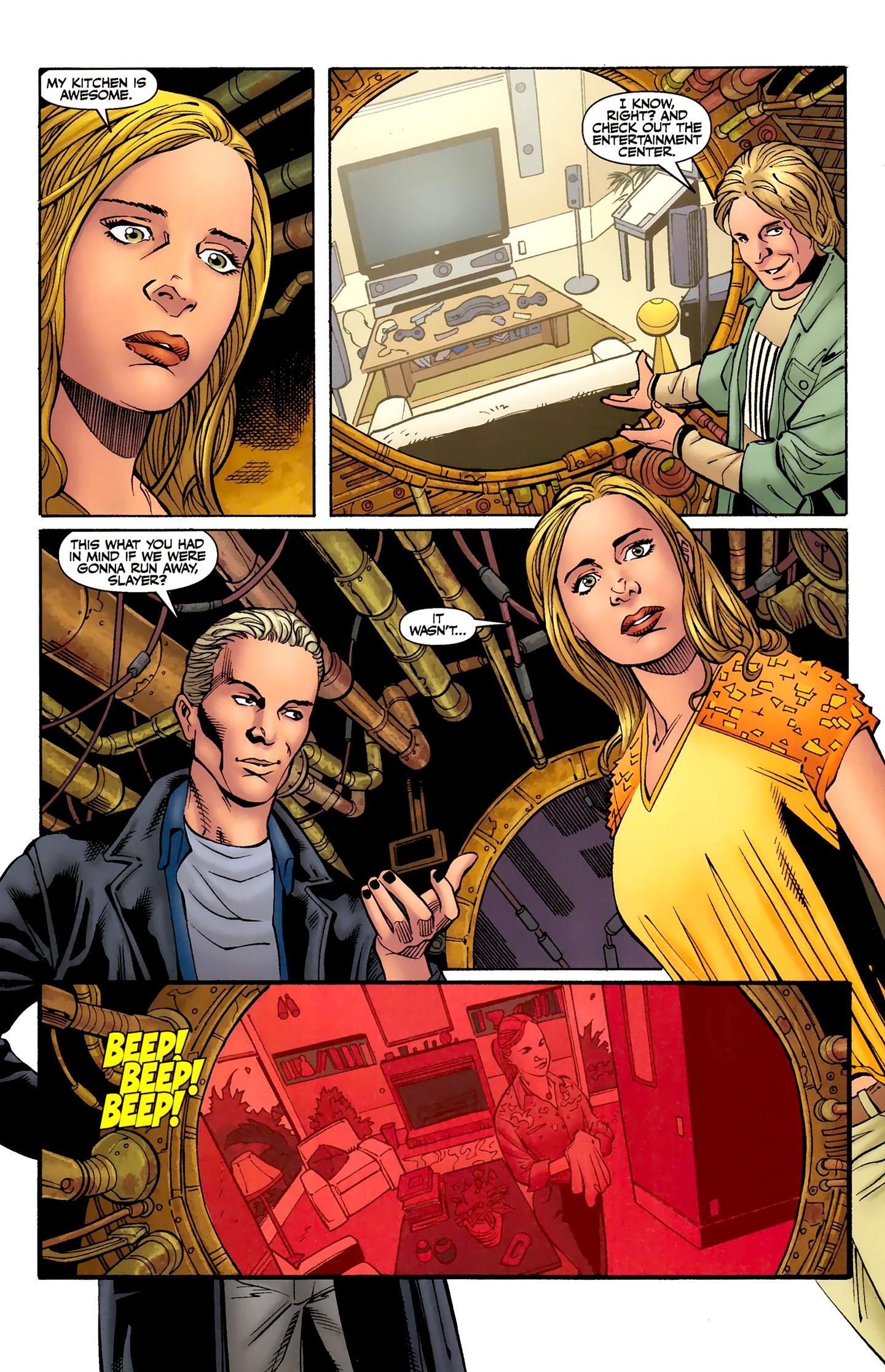 Read online Buffy the Vampire Slayer Season Nine comic -  Issue #8 - 23
