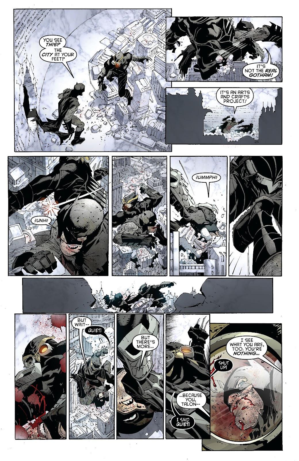 Batman (2011) Issue #6 #21 - English 18