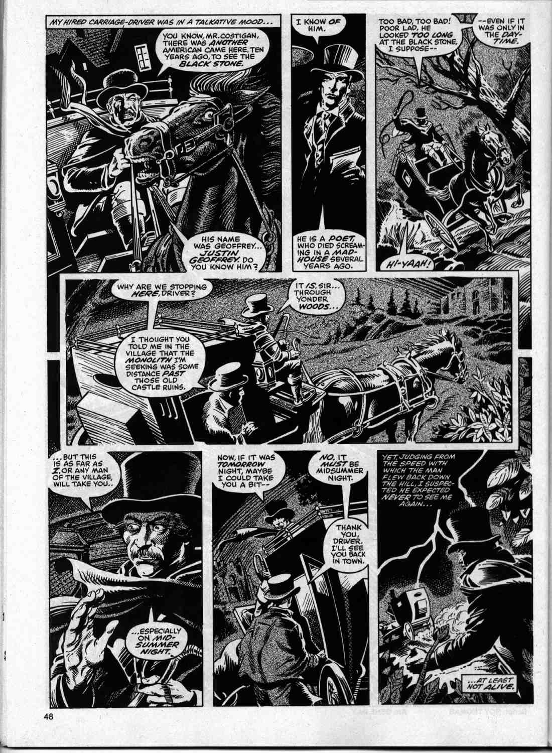 The Savage Sword Of Conan Issue #74 #75 - English 46