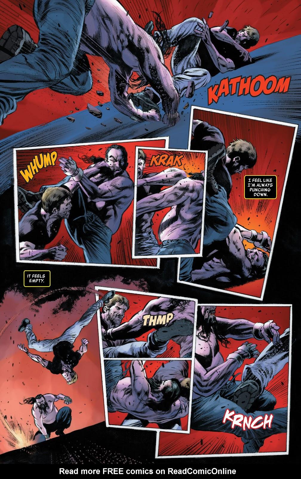 Iron Fist (2017) Issue #1 #1 - English 12