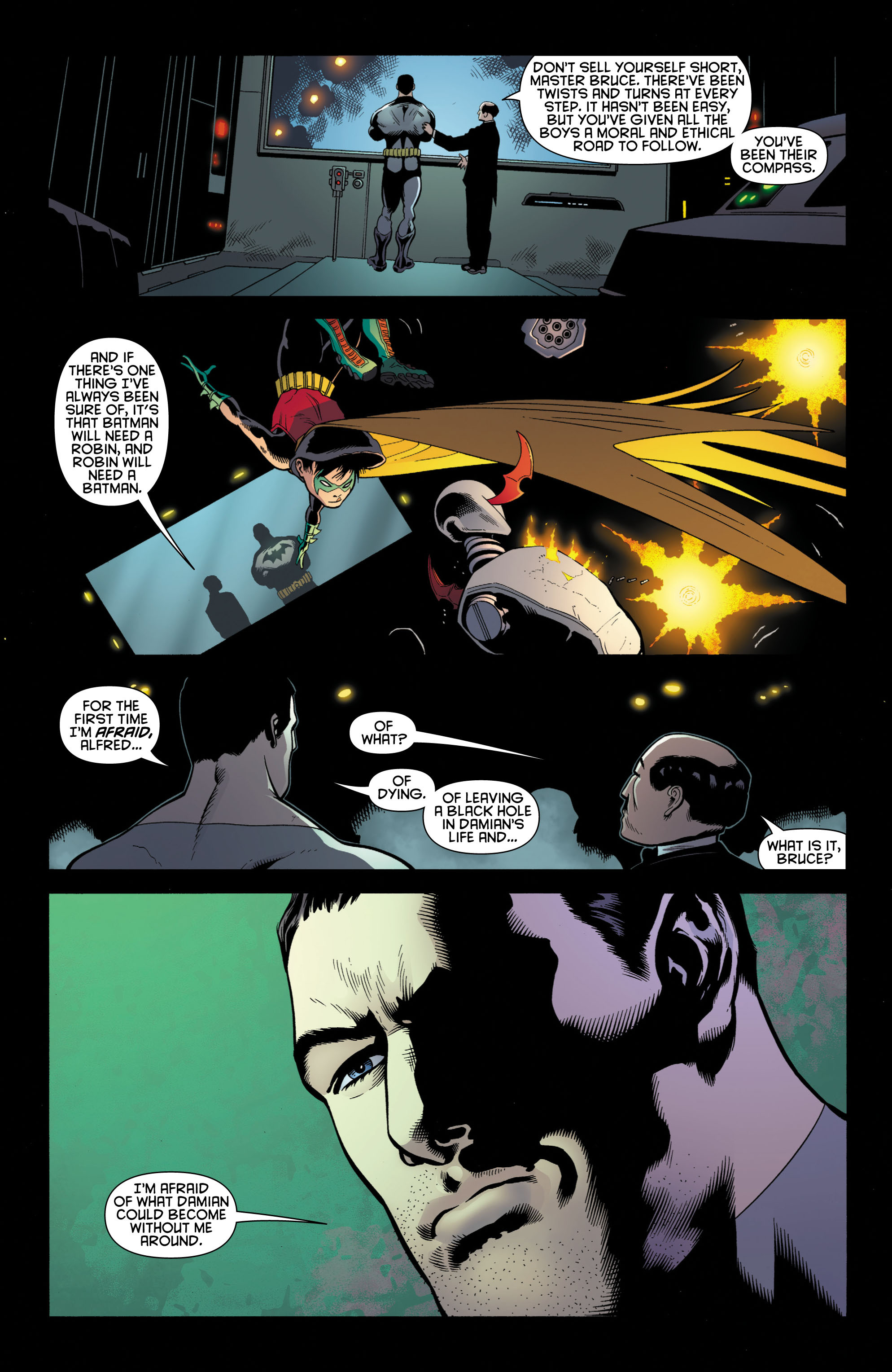 Batman and Robin (2011) chap 1 pic 30