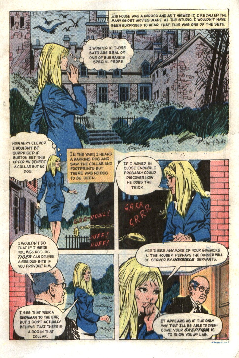 Read online Scary Tales comic -  Issue #16 - 9