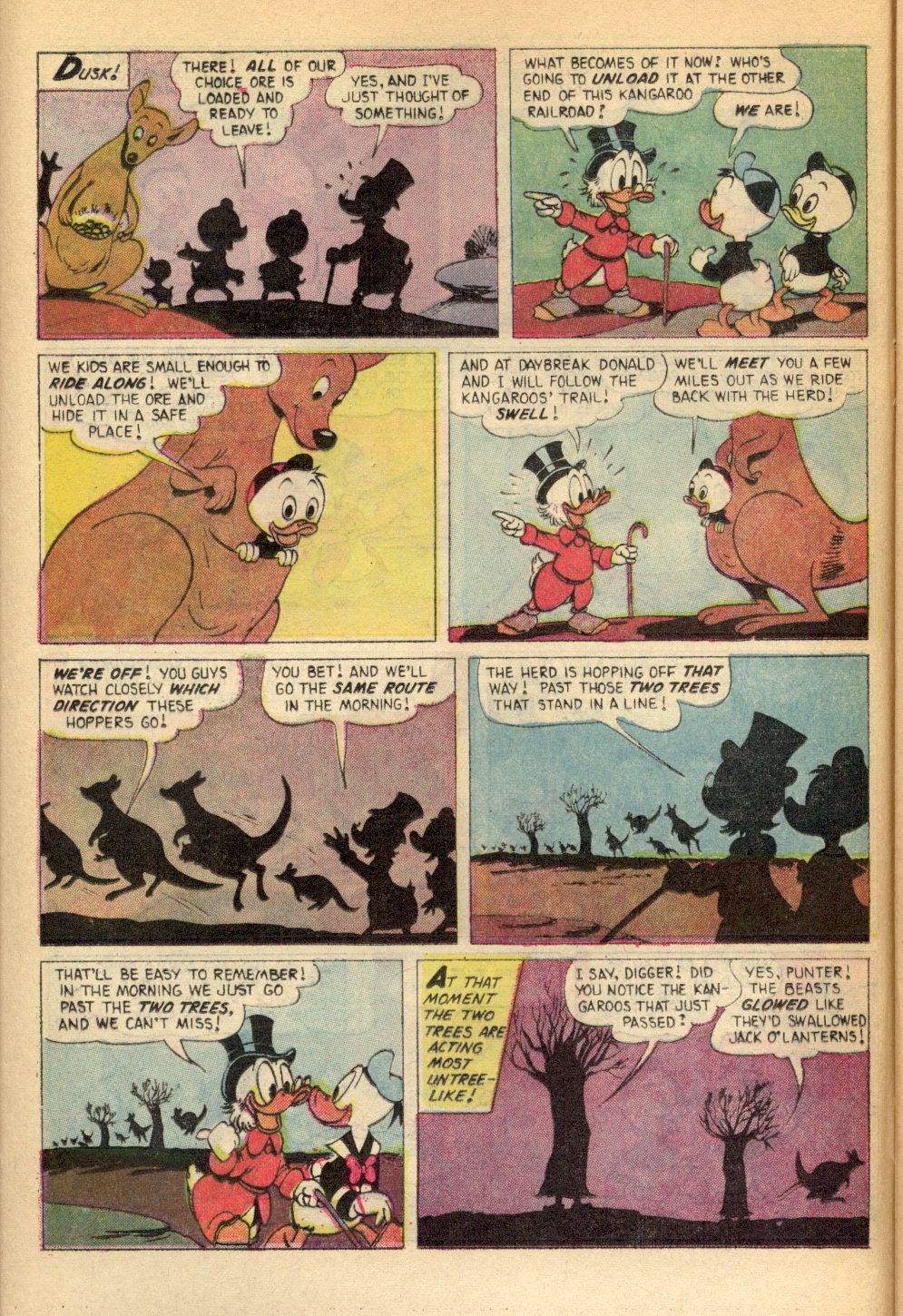 Uncle Scrooge (1953) Issue #91 #91 - English 12