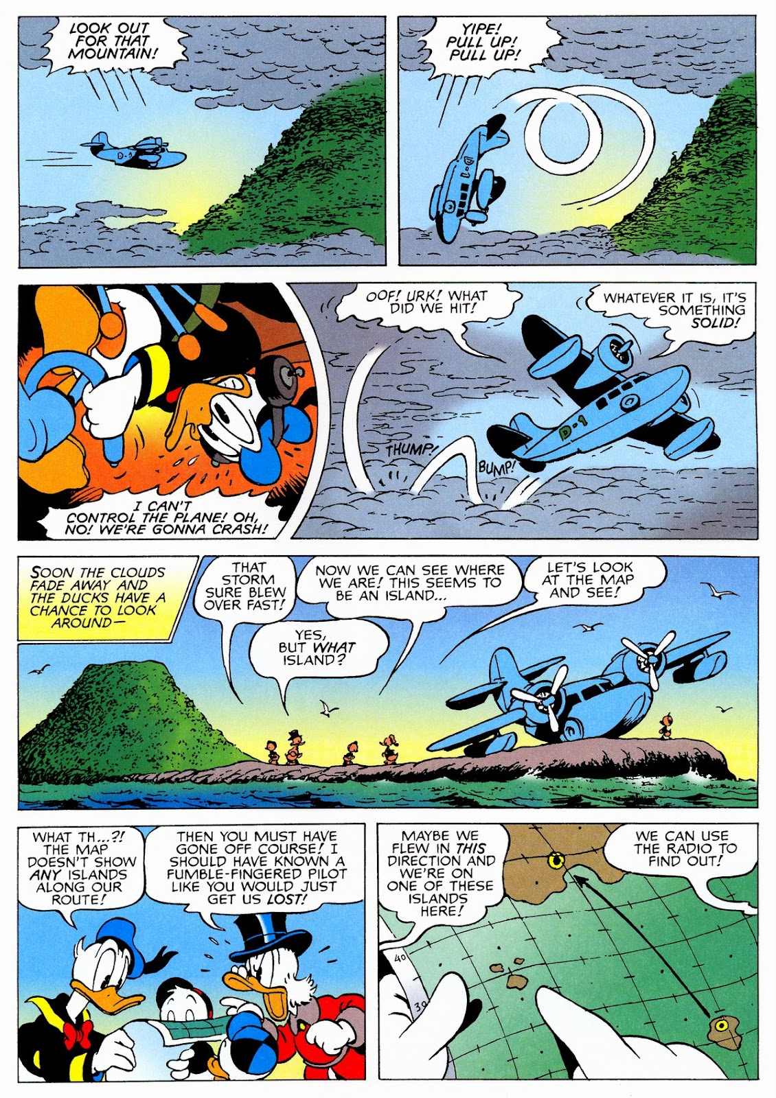 Uncle Scrooge (1953) Issue #326 #326 - English 6