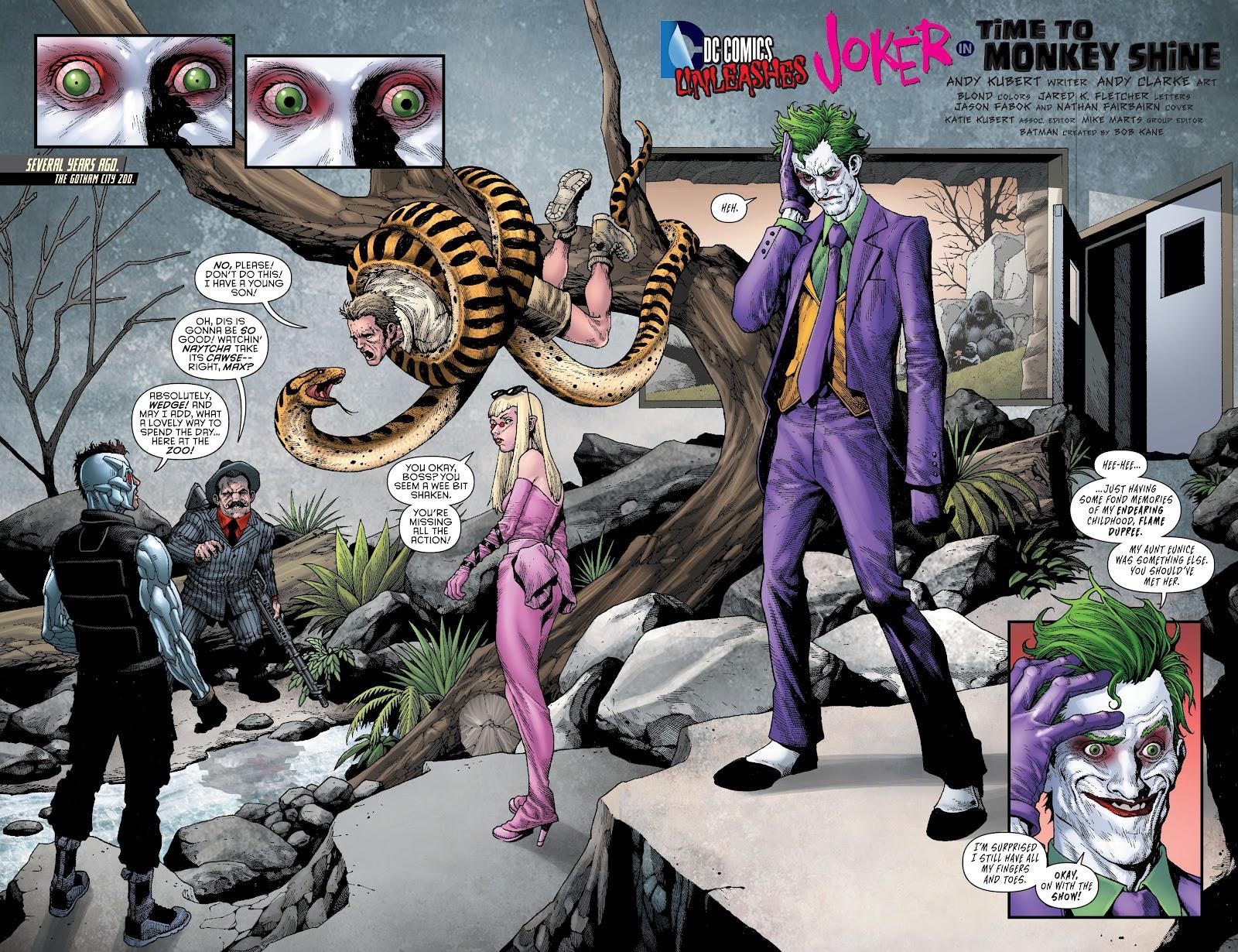 Batman (2011) Issue #23.1 #39 - English 5