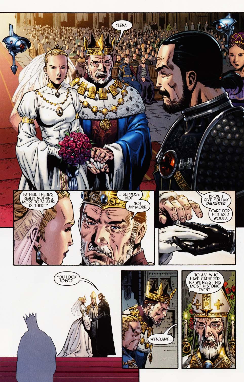 Read online Scion comic -  Issue #35 - 14