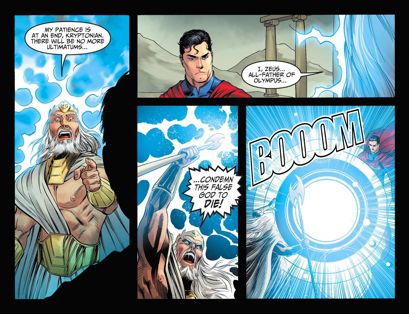 Injustice: Gods Among Us Year Four Issue #23 #24 - English 23