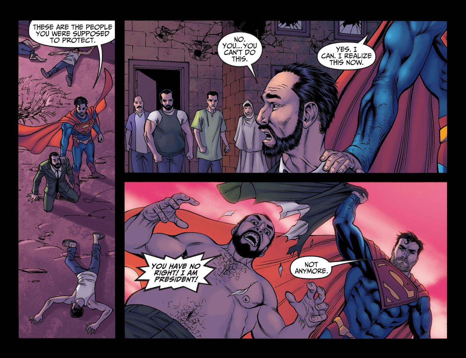 Injustice: Gods Among Us [I] Issue #6 #7 - English 16