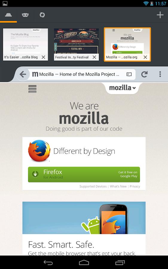 Firefox Bowser