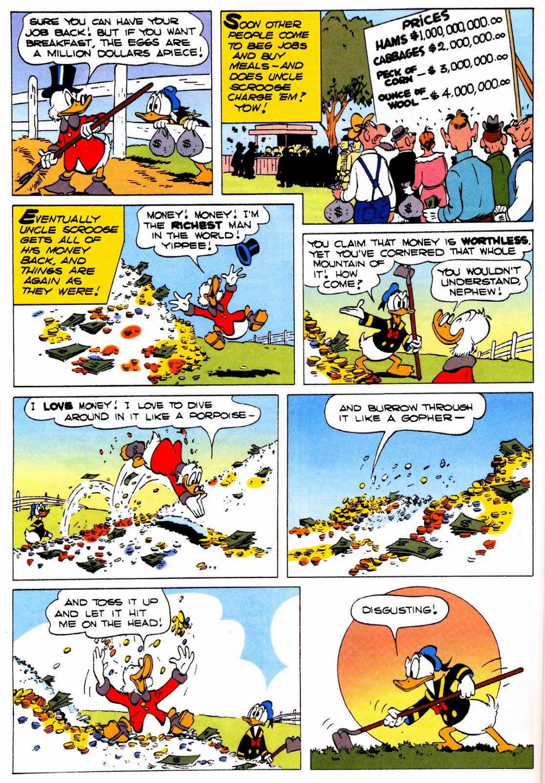 Uncle Scrooge (1953) Issue #326 #326 - English 38