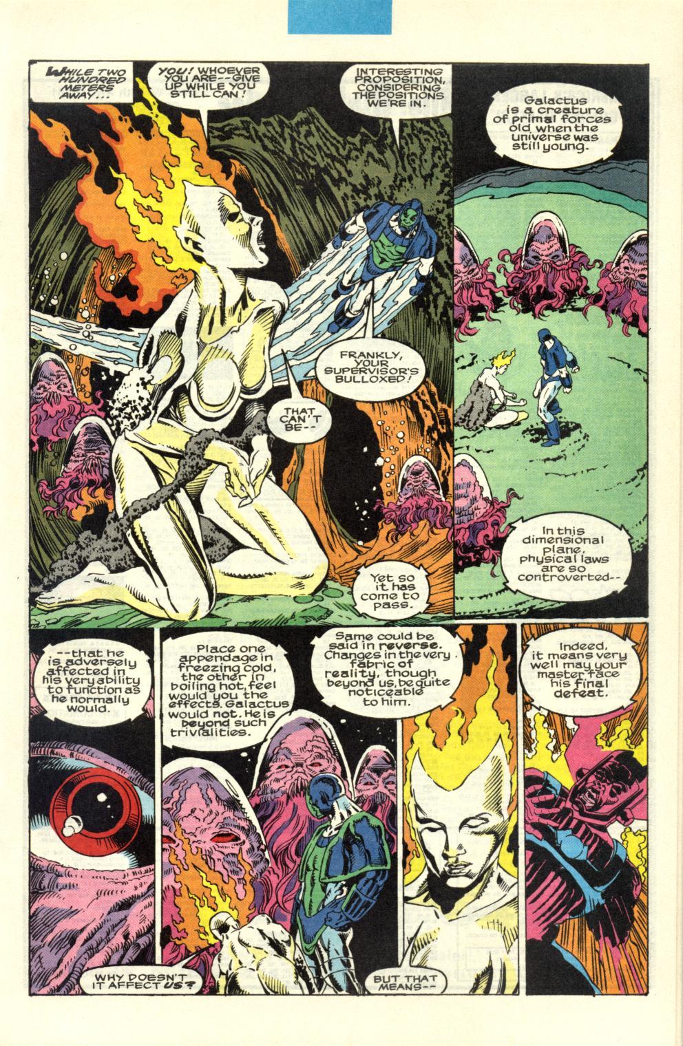 Alpha Flight (1983) 100 Page 19