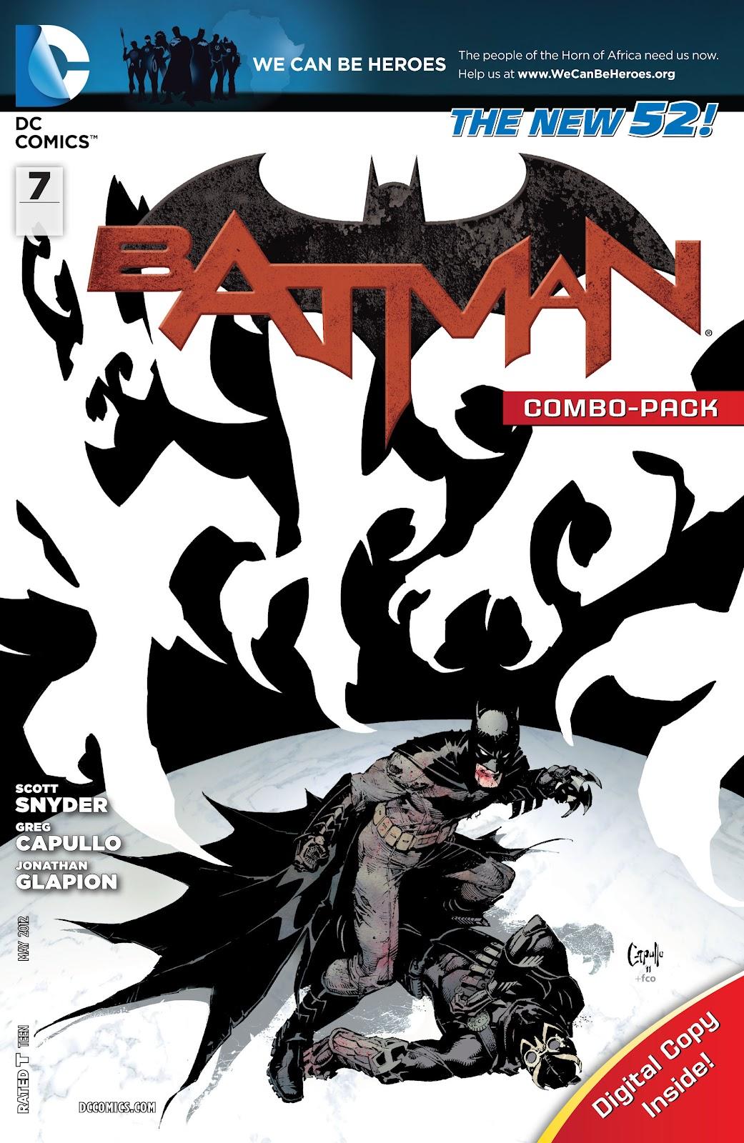 Batman (2011) Issue #7 #22 - English 4